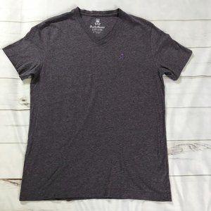 Psycho Bunny By Robert Godley Purple Basic T Shirt
